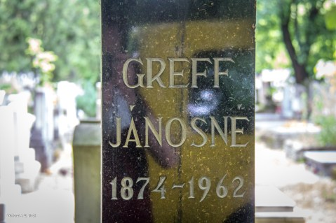 Janosne translates as Wife of John