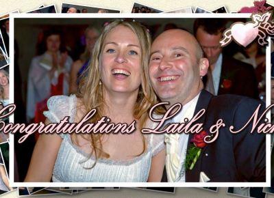Laila and Nick's Wedding