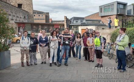OCAI Sponsored walk