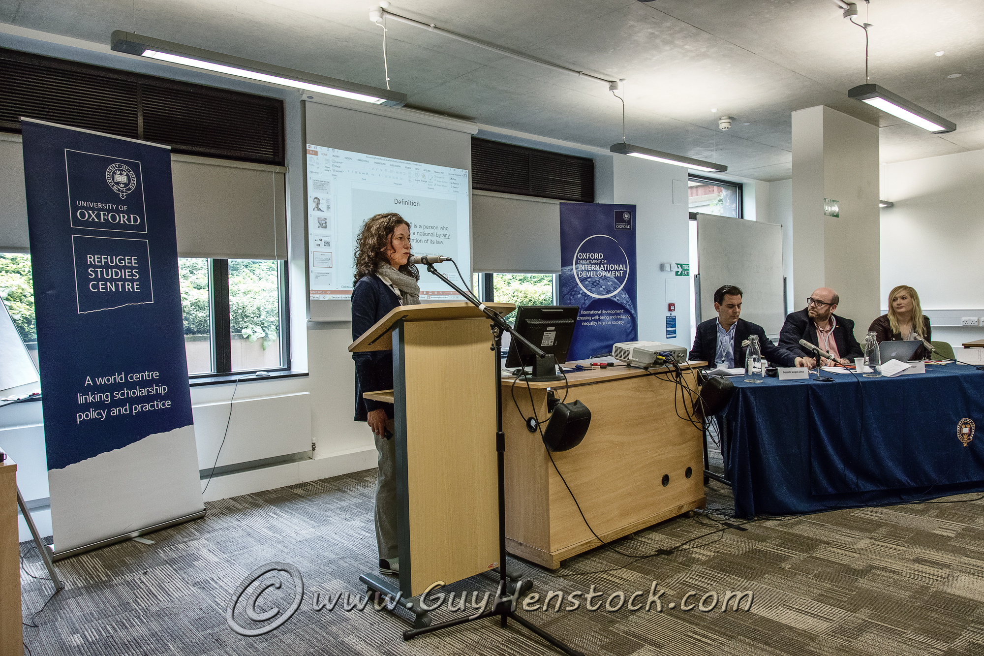 From Fortress Europe to Sanctuary Europe Conference, Oxford