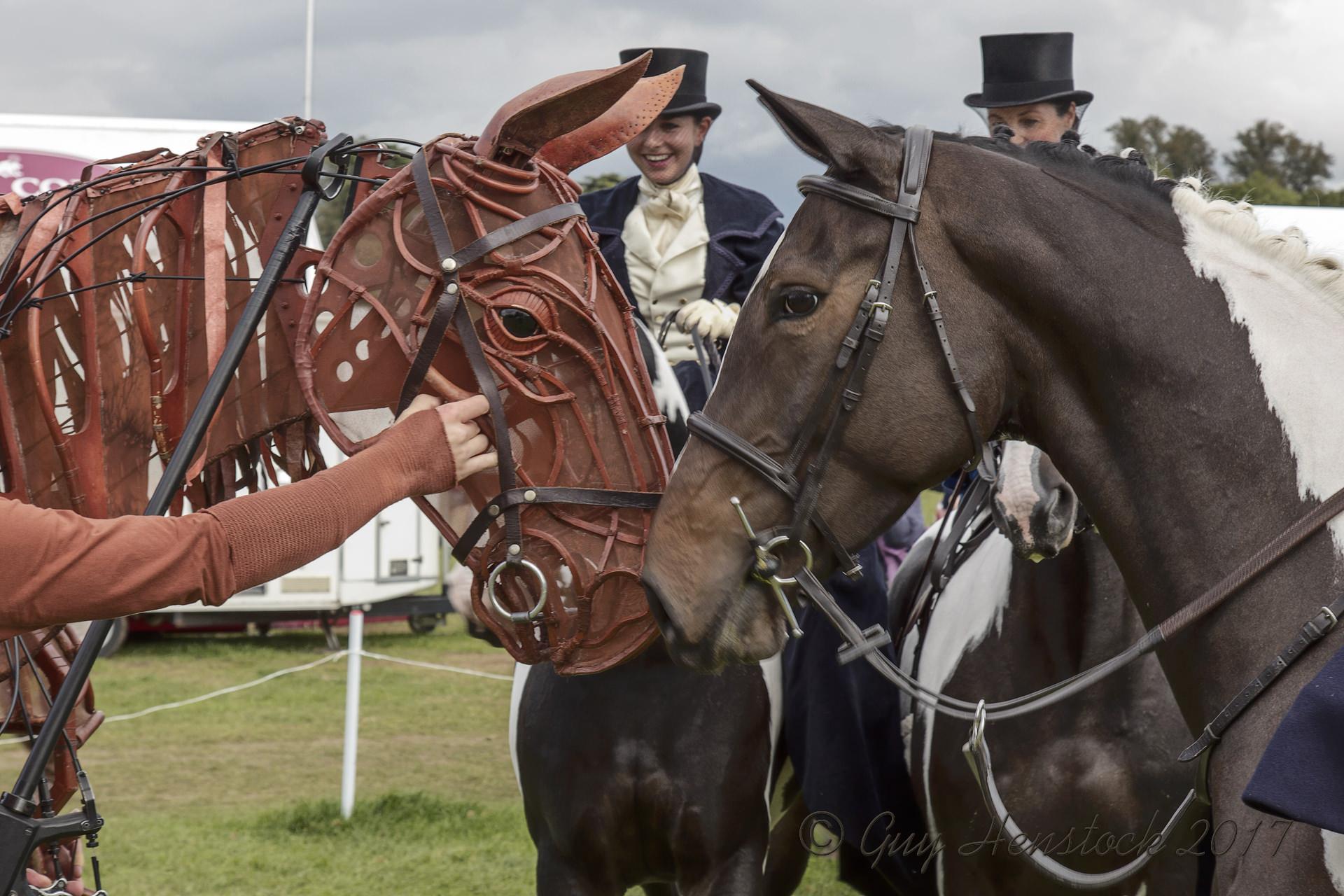 War Horse at Blenheim Palace