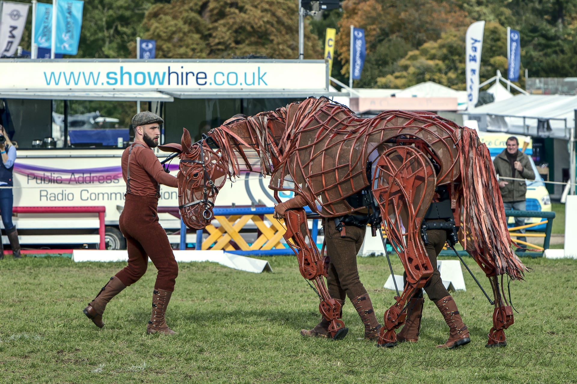 War Horse at Blenheim Palace