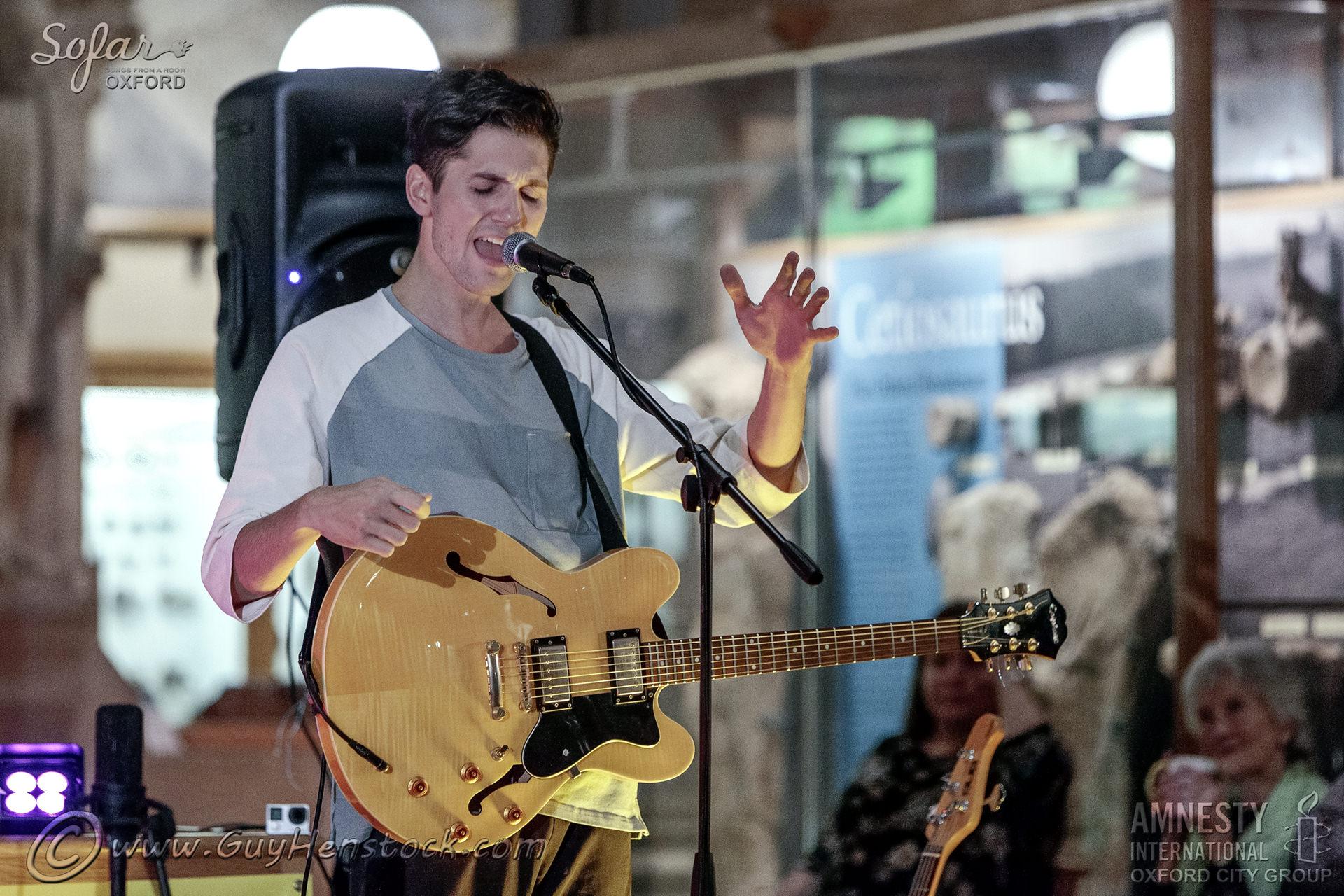 Low Island - Give a Home - Sofar Amnesty benefit gig