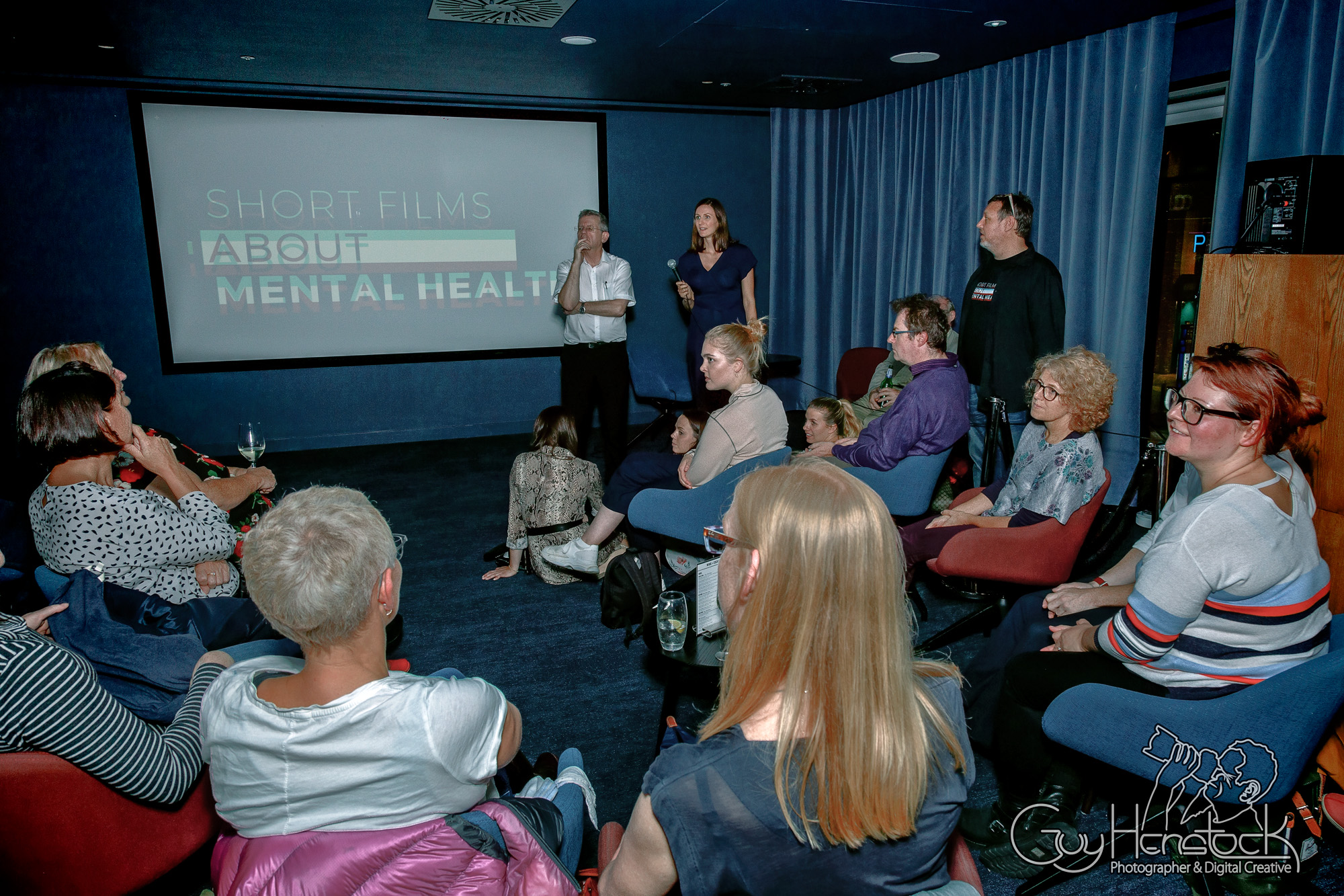Mental Health Film Night - Short Films About Mental Health