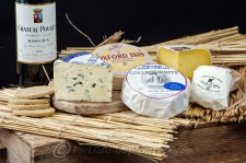 Oxford Cheese Co. selections