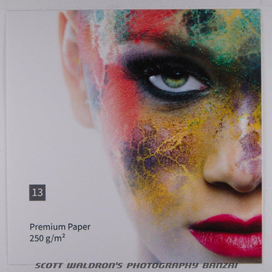 13 Premium Paper, Full