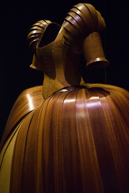 World of Wearable art awards dress exhibit at EMP in Seattle