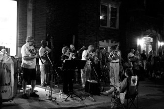 The Downtown Jazz Band