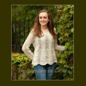 Mansfield Massachusetts High School Senior Portraits
