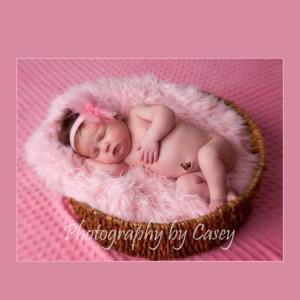 Photography of Newborns Sleeping in Basket