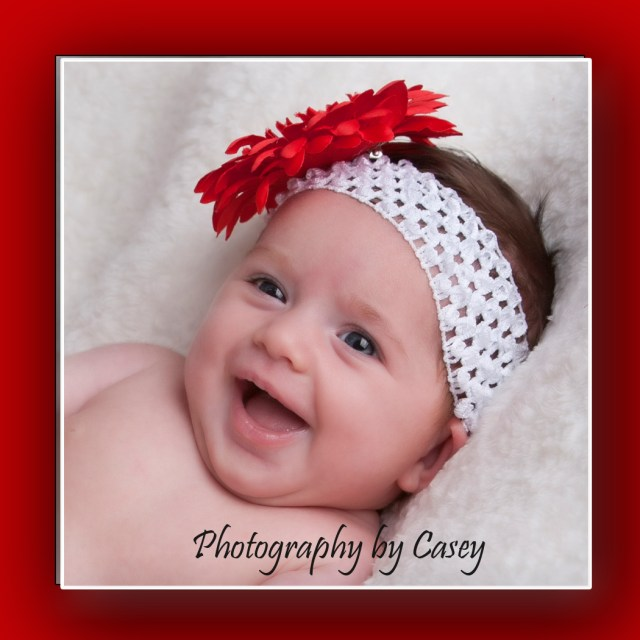 Smiling Baby Photograph