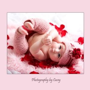Photographer Valentines Baby