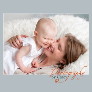 Mommy and baby photographer