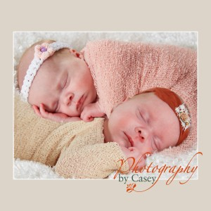 Photography of Newborn Twins