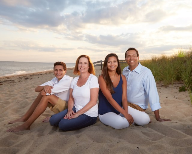 Cape Cod Beach Family Photography