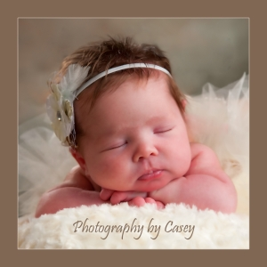 Sleeping Newborn Photography