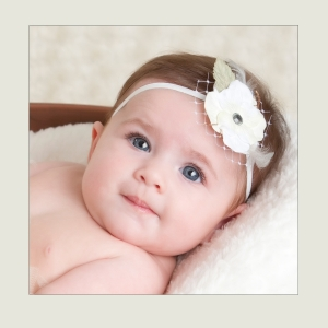 Photography of beautiful baby