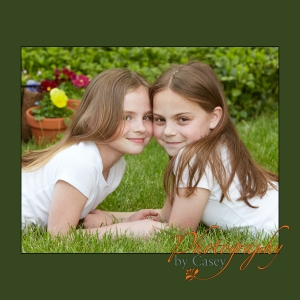photography of sister's