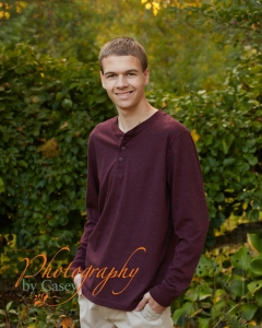 Location High School Senior Photography