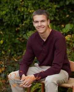 Outdoor High School Senior Photgraphy