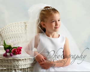 First Communion Photographer - Boston MA