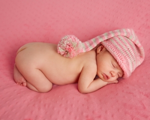 Sleeping Newborn Baby Photography Wrentham MA