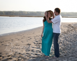 Maternity Photography at the beach, Wrentham MA Photographer