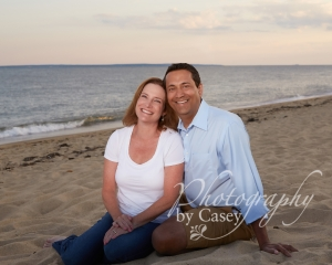 Sunset Portraits on Cape Cod