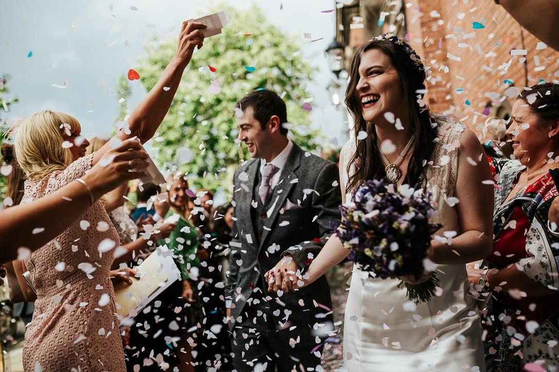 Pontefract Wedding Photography – Erin & Liam
