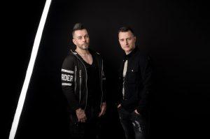 2 DJs Photo shoot Studio