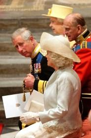 Princs Charles at William and Kate Wedding
