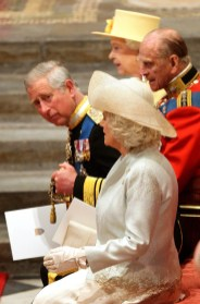 Princs Charles at William and Kate Wedding