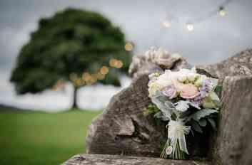 Brides' bouquet