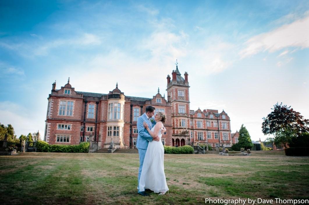 Wedding photography back at Crewe Hall