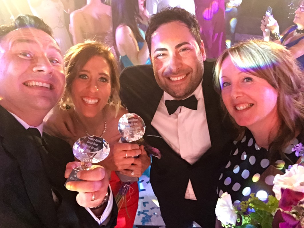 North West Wedding Awards 2019 winners