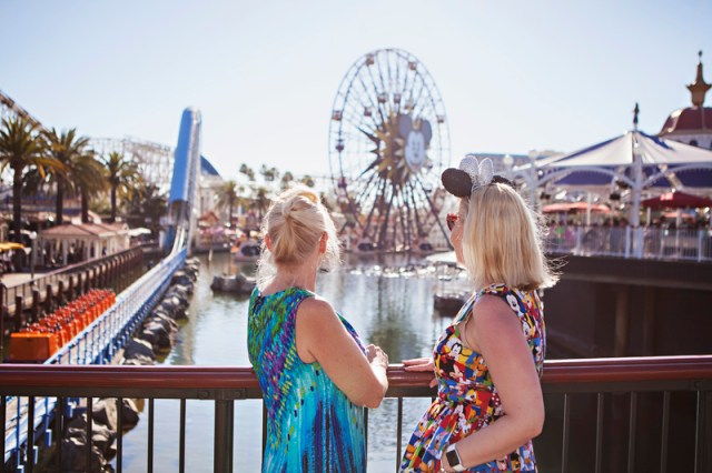 mother daughter photos, adult mother daughter trip,  anaheim, anaheim kid photographer, disney vacation photography, disneyland, disneyland family vacation photography, disneyland mother-daughter session, disneyland vacation photography, family photography, southern california
