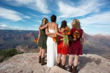 Grand Canyon Shoshone Wedding