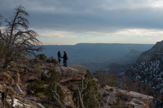 engagement grand canyon 1.3.15 Terri Attridge-9087