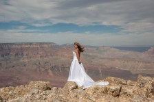 Shoshone Point and Lipan Point Wedding