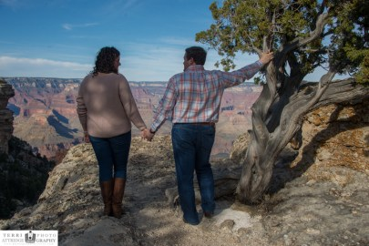 3.15.17 Mia and Greg Rim Wordhip Site Grand Canyon Engagment Terri Attridge-0037
