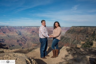3.15.17 Mia and Greg Rim Wordhip Site Grand Canyon Engagment Terri Attridge-0076