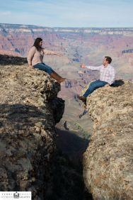 3.15.17 Mia and Greg Rim Wordhip Site Grand Canyon Engagment Terri Attridge-2-6