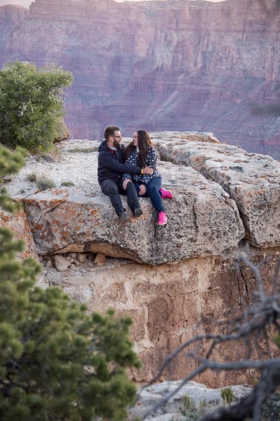 4.26.17 Lilli and Ryan Grand Canyon Engagement Proposal Terri Attridge-4885