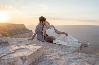 SMALL 6.20.17 Sienna and Nat Shoshone Point Grand Canyon South Rim Wedding Event Terri Attridge (73 of 211)
