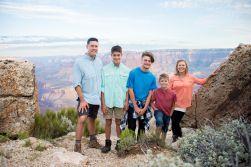 7.29.17 Family Portraits at Grand Canyon South Rim Lipan Point Terri Attridge-45