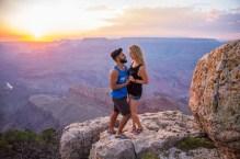 8.5.17 Lipan Point Engagement South Rim Grand Canyon Terri Attridge-25