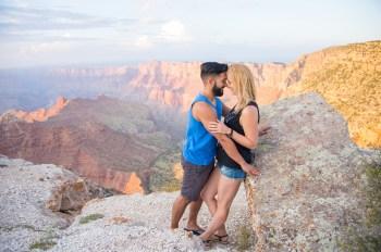 8.5.17 Lipan Point Engagement South Rim Grand Canyon Terri Attridge-96