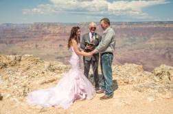 9.1.17 Candi and Brandon Lipan Point Grand Canyon Terri Attridge-345
