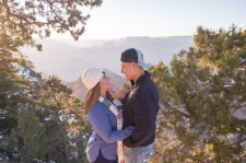 3.2.18 Engagement Proposal at Grand Canyon photography by Terri Attridge-18