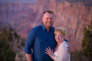 couple at Desert View